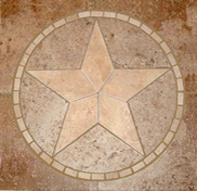 Texas Star Tile